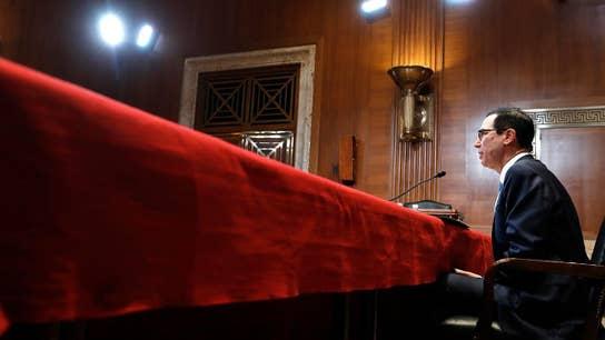 Treasury Secretary Mnuchin warns Pelosi debt ceiling could be hit by September