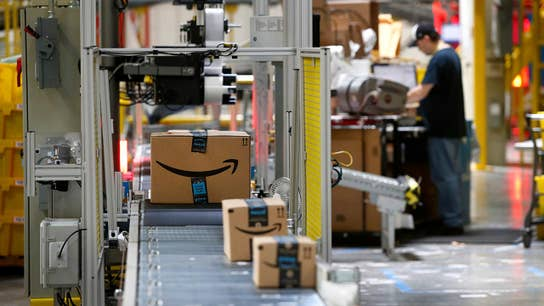 Amazon Prime Day boosts sales for retail rivals, early data shows