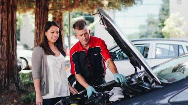Disrupting the auto repair industry