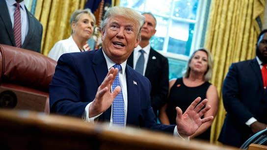 Trump's economic achievements will overshadow his tweets: Rep. Andy Biggs