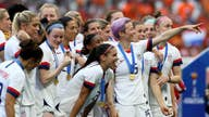 Democratic lawmakers gets behind US Women's National Team's equal pay fight