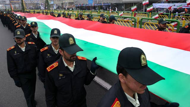Escalating tensions with Iran