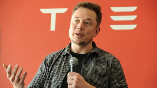 Tesla CEO Elon Musk touting brain-chip technology