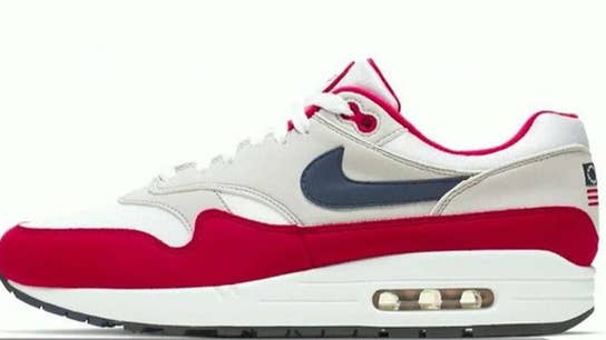 Nike canceled 'Betsy Ross flag' sneaker out of fears it could 'unintentionally offend' customers