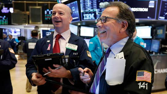 Stock market sees record rallies after Fed signaled interest rate cuts