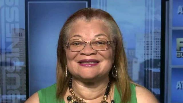 Dr. Alveda King on Nike controversy: It's unfortunate that we're fighting over sneakers