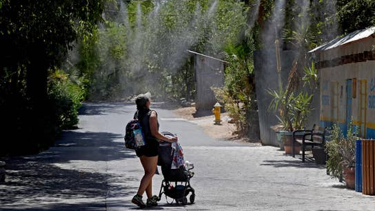 The heat wave posing serious health risks