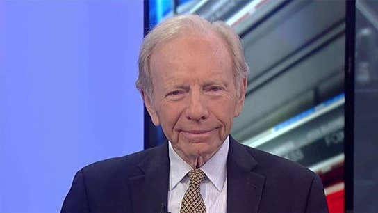 Joe Lieberman: Only way to deal with the rising debt is taking on increase in entitlement spending