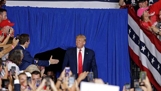 Trump 'not happy' with 'send her back' chant