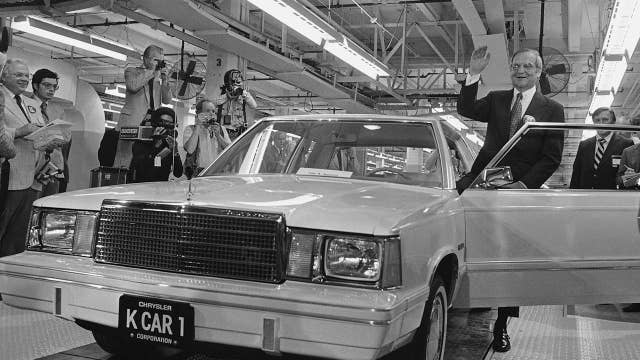 Lee Iacocca Chrysler commercial