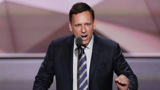 Peter Thiel says FBI, CIA should investigate Google: Report