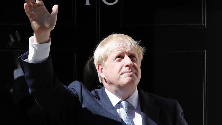 Boris Johnson will be more 'pro-American': Nigel Farage