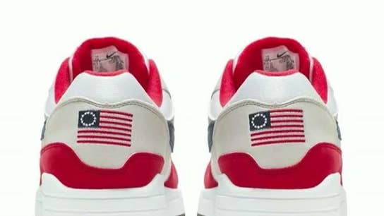 Nike's Betsy Ross flag sneaker controversy gets mixed Twitter reaction