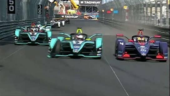 Formula E racing returns to Brooklyn
