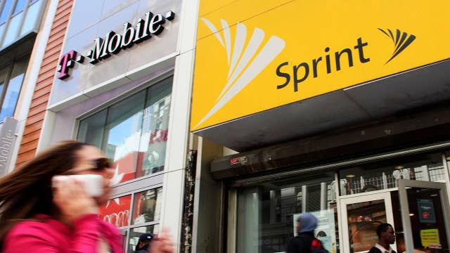 Optimism is growing over potential T-Mobile, Sprint deal: Charlie Gasparino
