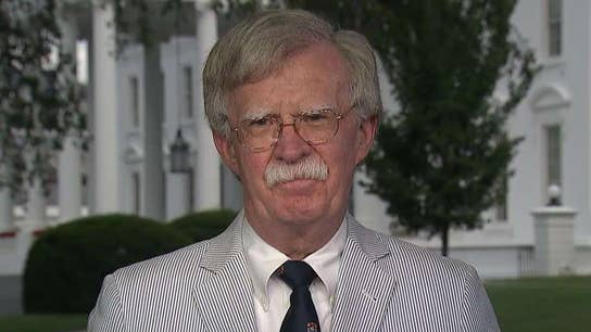 John Bolton: We consider Javad Zarif an illegitimate spokesperson for Iran
