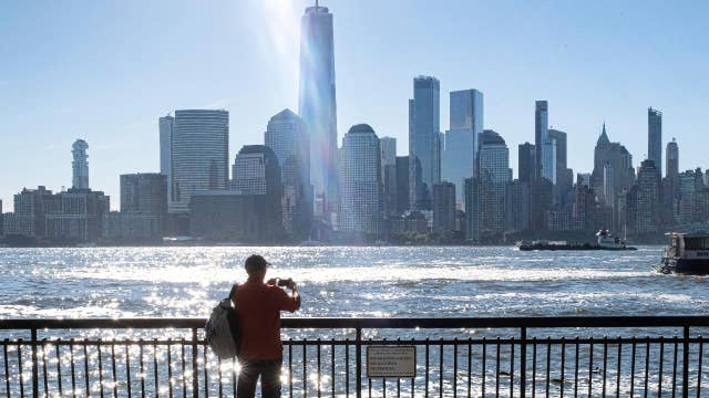 Real-estate broker on tech flocking to NYC: The city is a 'beacon of change'