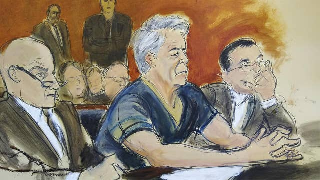 Jeffrey Epstein accusers speak out at bail hearing