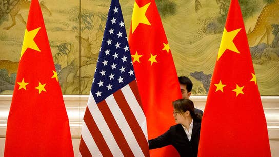 Chuck Hagel: US doesn't want a Cold War with China