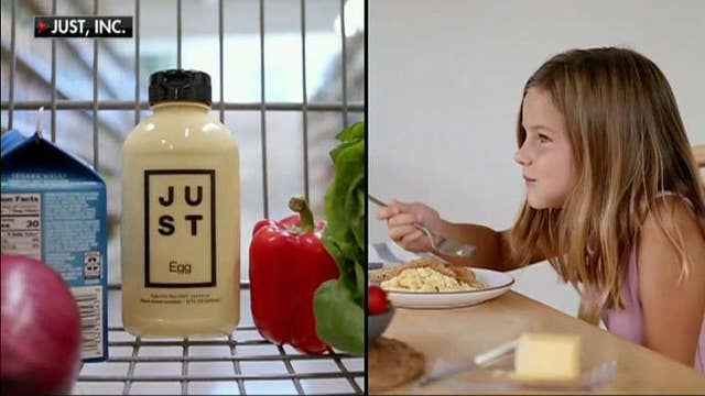 Demand grows for 'Just Egg'