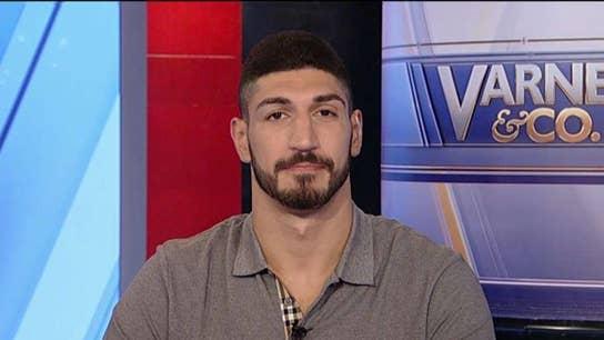Boston Celtics' forward: Turkey revoked my passport