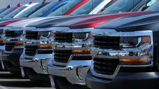Trump vs. automakers over California deal