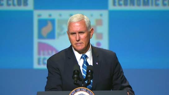 Pence: Taxes will 'skyrocket' if Dems win