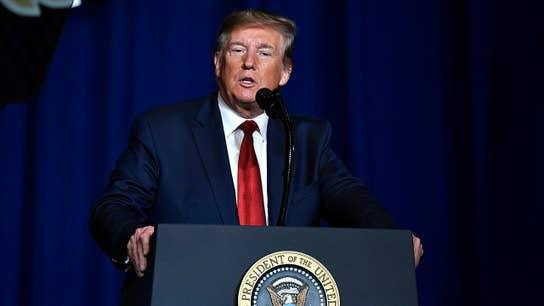 Trump signs executive order forgiving student loan debt for disabled veterans