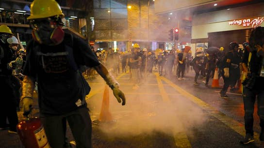 How will Hong Kong protests end?