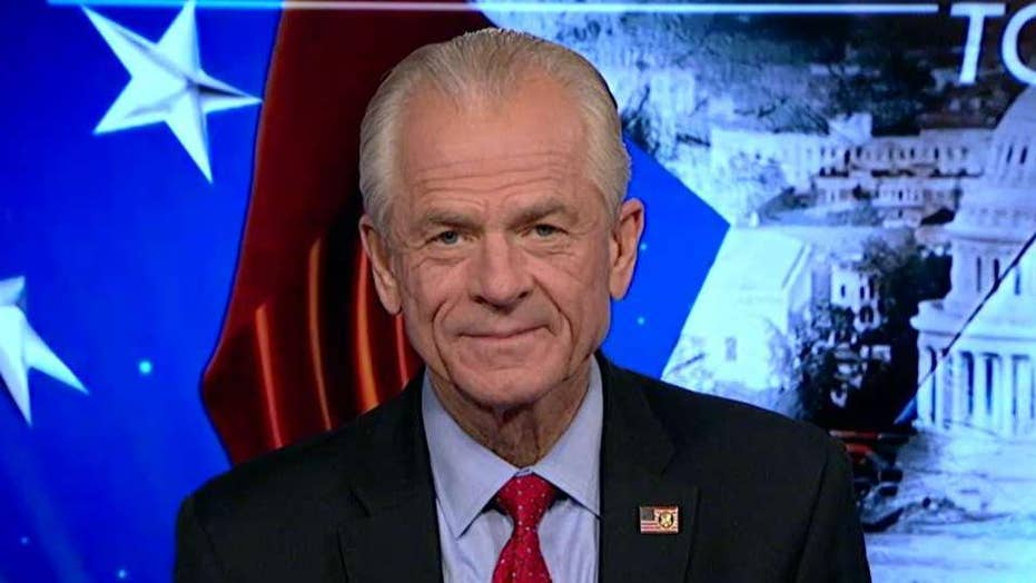 Trump sent a clear signal to China and corporate America with tariff tweet: Peter Navarro