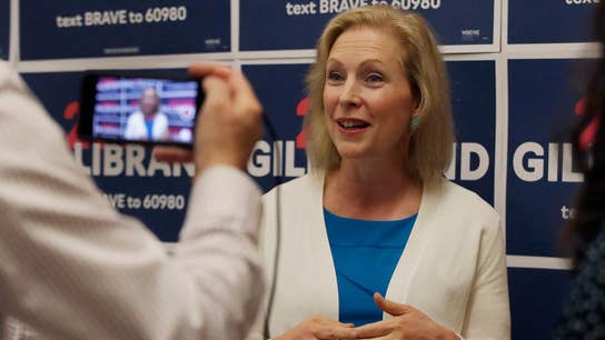 Should Kirsten Gillibrand drop out of the race?