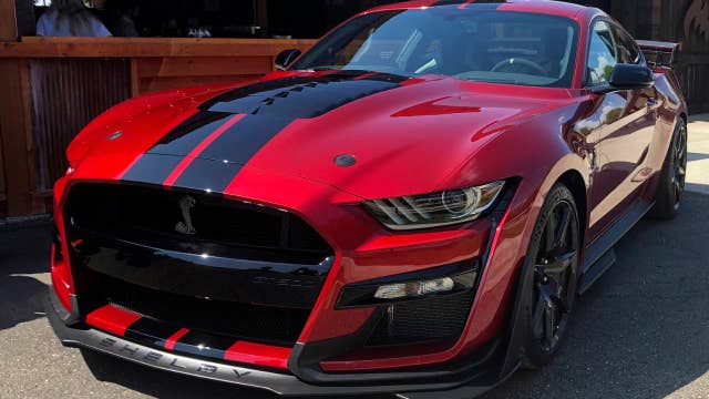 Ford's most powerful street-legal Ford Mustang ever