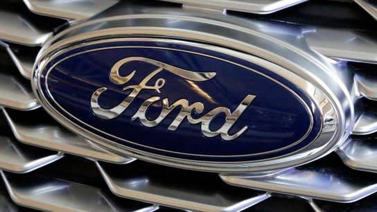 Ford secretly road-tests new electric Mustang SUV?