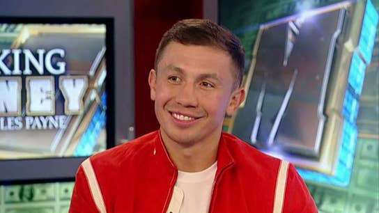 Gennadiy Golovkin on his upcoming fight against Sergiy Derevyanchenko