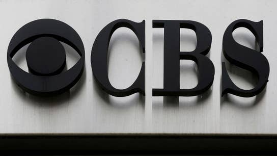 CBS reports second-quarter earnings