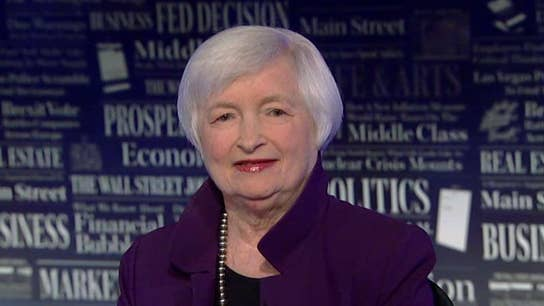 Janet Yellen: US economy has enough strength to avoid a recession