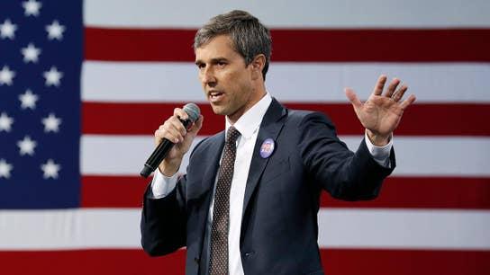 Texas newspaper calls on Beto O'Rourke to end presidential bid and run for Senate