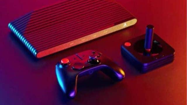 Retro gaming is back: Atari CEO