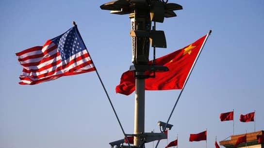 Chuck Hagel on the US-China trade war