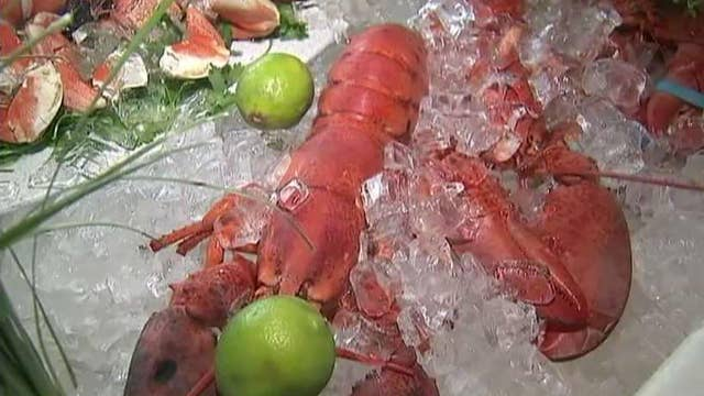 US exports of lobster to China plummet in 2019