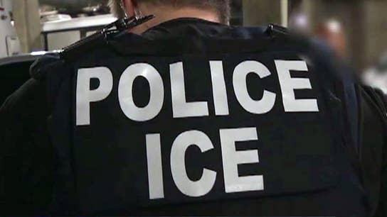 Thomas Homan: Anyone who threatens an ICE officer should go to jail