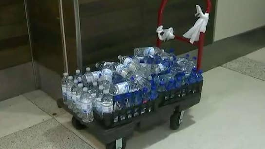 San Francisco International Airport bans bottled water sales
