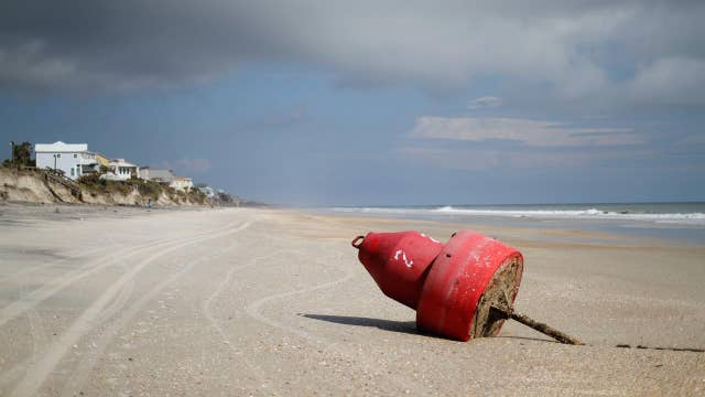 Preparations in Florida ahead of Hurricane Dorian