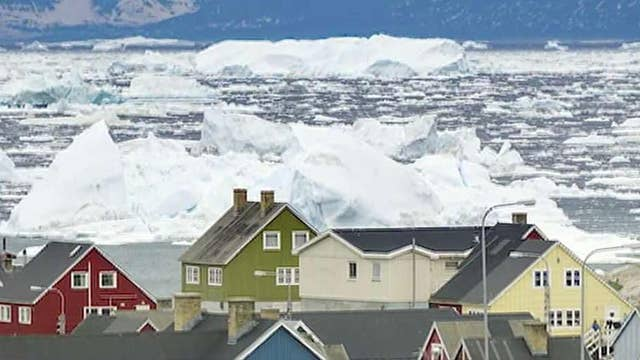 How does Trump's Greenland offer relate to NATO contributions?