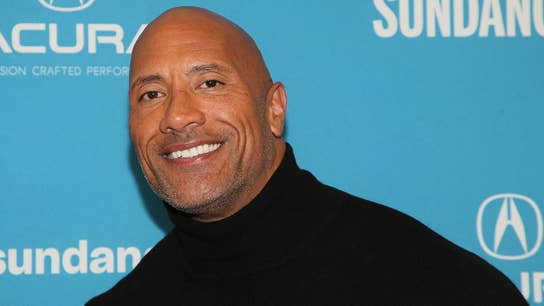 'The Rock' tops Forbes list of highest-paid actors