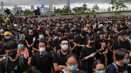 Major Hong Kong protests planned for weekend