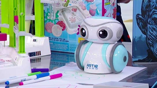 The top learning toys to prep kids for school