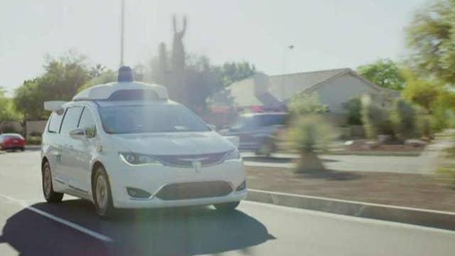 Self-driving car secrets allegedly stolen from Google