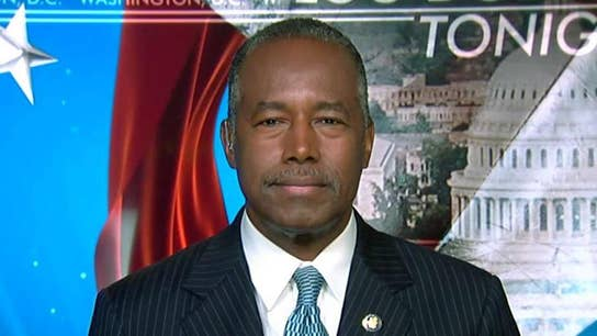 Ben Carson: Affordable housing is a critical issue in our country right now