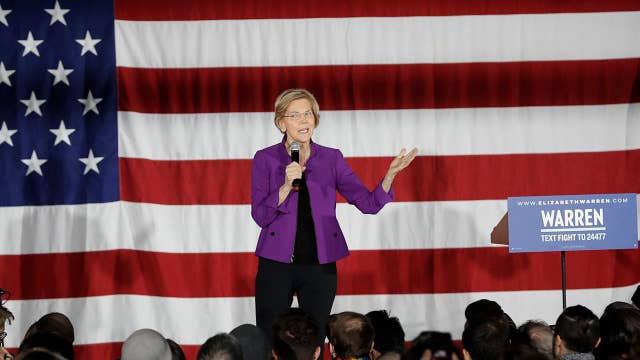 Elizabeth Warren apologizes for 'harm' she caused over Native American claims
